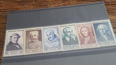 Lot 557 Timbre De France Neuf** Luxe N°945 A 950
