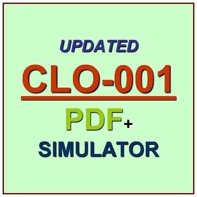 CompTIA Cloud Essentials Test CLO-001 Exam QA PDF+Simulator