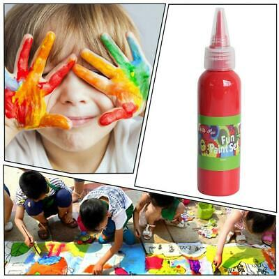 Painting Graffiti Children Pigment Non-toxic Washable Finger Painting Kid Draw