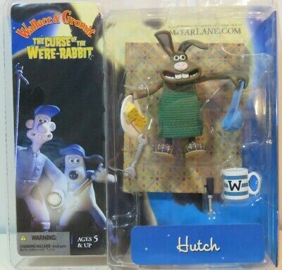 Wallace and Gromit, The Curse of the Were-Rabbit, Hutch Collectible Figure