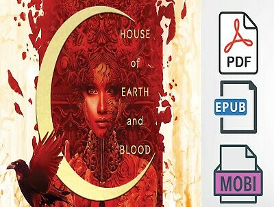House of Earth and Blood (Crescent City) by Sarah  Pdf  & EPUB & Mobi(eB00k-New)