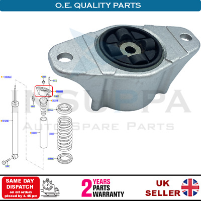 Gearbox Mounting Mount Left for VOLVO V50 1.6 CHOICE1//2 05-on D MW Febi