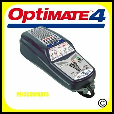 OptiMate 4 Battery Charger DUAL BMW Canbus 12v 1a 75AH AGM Motorcycle Optimiser