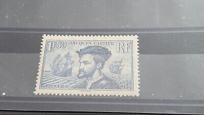 Lot 706 Timbre De France Neuf* N°297