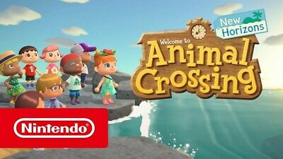 Animal Crossing New Horizons 2 HOURS with Turnip Price at 750+ BEST DEAL!!!!
