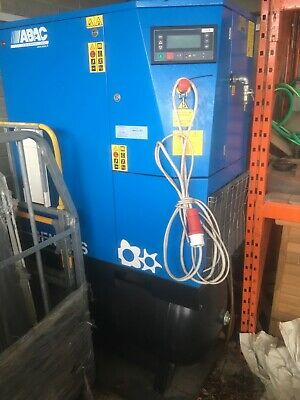Abac genesis 7.5 Compressor - 3phase compressed air dryer 3 Phase