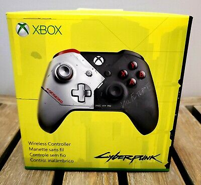 Xbox Wireless Controller – Cyberpunk 2077 Limited Edition(In-Hand) Fast Shipping