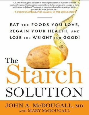 The Starch Solution by Dr. McDougal (2012, Digital)