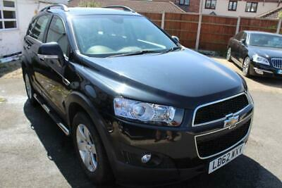 2012 Chevrolet Captiva 2.2VCDI (184ps) 4X4 Automatic LT