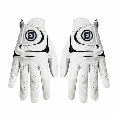 Footjoy Ladies Weathersof Pairs of Golf Gloves left and right handed glove pack