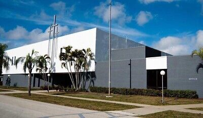 Millions in Equity! Florida Mega Church Multi Use Complex w/ 40K month income