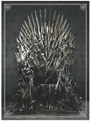Game of Thrones The Iron Throne 1000 Piece Puzzle