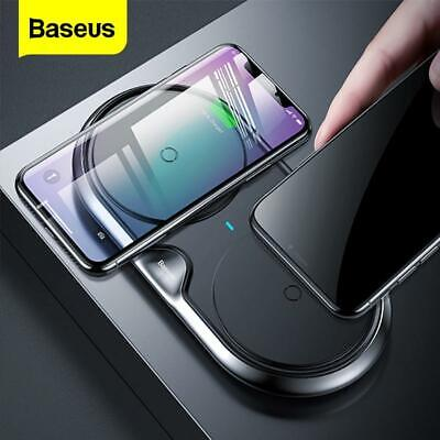 BASEUS SIMPLE 10W Qi Wireless Fast Charging Charger For