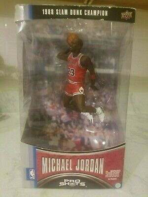 Michael Jordan Slam Dunk Contest 1988 Upper Deck Champion Book Gift NBA New