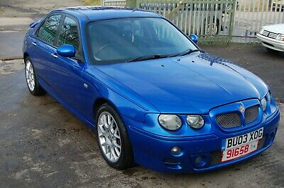 2003 Mg Zt 180 V6 In Trophy Blue Vgc *Deposit Taken Please See Our Other Items*