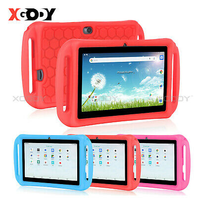 XGODY 7 inch HD Android 8.1 16GB/32GB Tablet PC For Kids Bluetooth GPS WiFi IPS