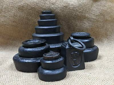 Cast Iron Scale Weights