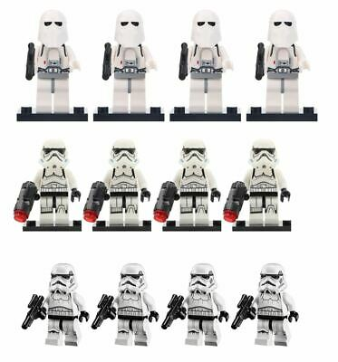 Stormtrooper Minifigure Army LEGO Star Wars Compatible Rebels Minifig