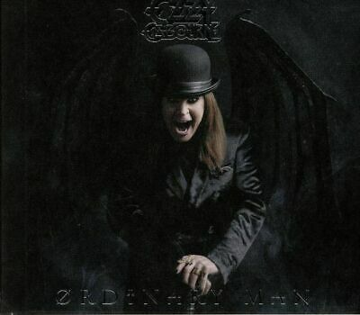 OSBOURNE, Ozzy - Ordinary Man (Deluxe Edition) - CD