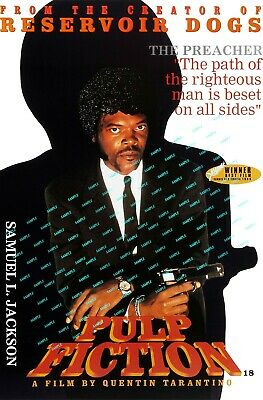 """Pulp Fiction ( 11"""" x 17"""" ) Movie Collector's Poster Print -  ( T1 )  B2G1F"""
