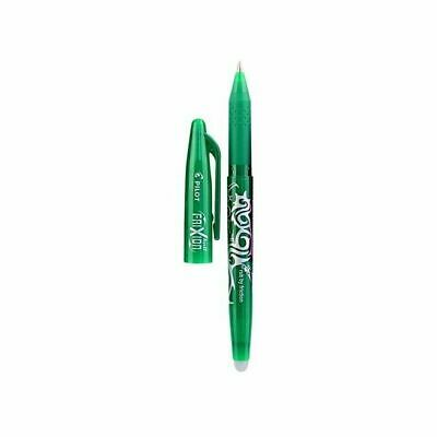PENNA FRIXION BALL PILOT 0,7 cancellabile ricaricabile inchiostro gel verde