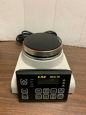 CAT MCS7 Programmable Hotplate Magnetic Stirrer