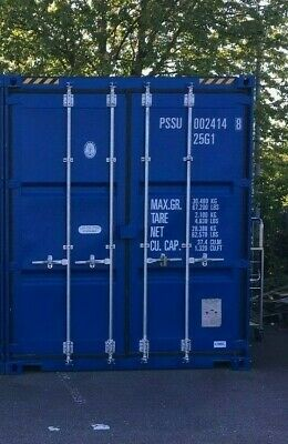 20ft High Cube Shipping Containers For Sale Brand New Condition NO VAT
