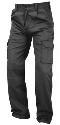 ORN Clothing 2500 Condor Mens Graphite Combat Multi Pocket Work Trousers New