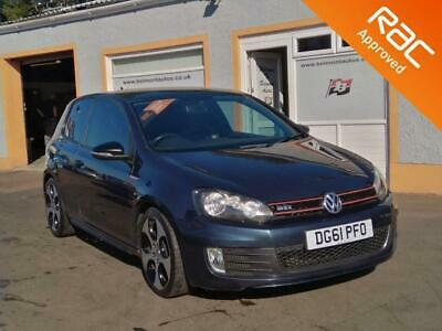 2012 Volkswagen Golf 2.0 GTI 3d 210 BHP Hatchback Petrol Manual