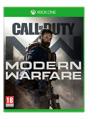 Activision Blizzard Call of Duty: Modern Warfare, Xbox One videogioco Basic Ingl