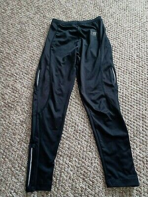Karrimor Child's Black Running Leggings Age 9/10 Years