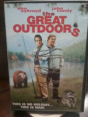 The Great Outdoors DVD - Used