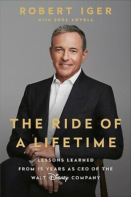 The Ride of a Lifetime Lessons Learned from 15 Years as CEO of  Walt Disney PÐF