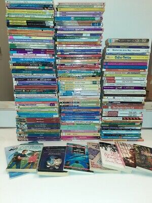 YOU PICK!!! 10 Childrens Books! Juvenile Chapter Books KIDS PB Scholastic & More