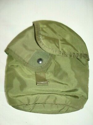 USGI Arctic Nylon Water Canteen Cover Carrier Insulated New Old Stock 1993 Dated