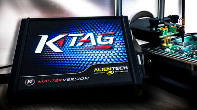 Alientech K-Tag Master Fully Active All Protocols