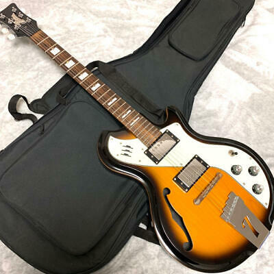 ITALY GUITARS Mondial Classic Electric Guitar Made In Korea Used Japan F/S