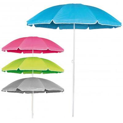 Garden Parasol - Umbrella - Sunshade - Sun Uv Protection - Beach - Deck Chairs
