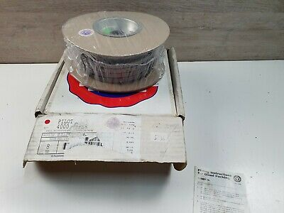 PILOTGRAPH 4000  GRAPHITED GLAND PACKING Graphite for valves 8mm - 8m