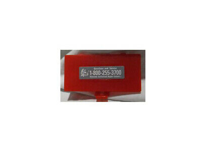 Game Boy Pocket (GBP) Red Battery Compartment Cover (Lid, Door)