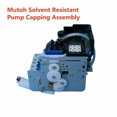 Mutoh Solvent Resistant Pump Capping Assembly for Mutoh VJ-1604E / Mutoh VJ-1614