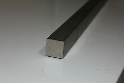"""Square Bar, 304 Stainless, 1"""" x 1"""" , Sold by the Foot"""
