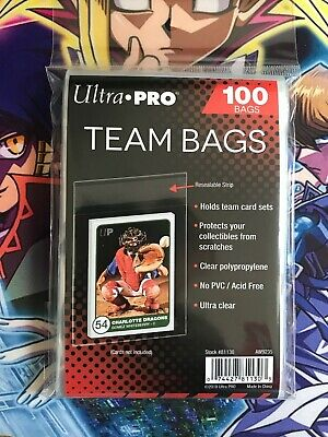 Pokémon Magic 100 Protèges Cartes STANDARD ultra pro fit edge inner sleeves neuf