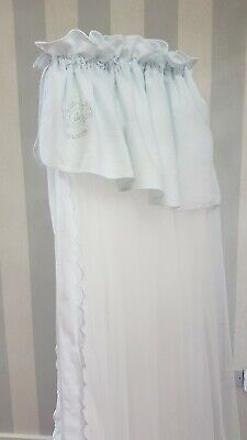 """Beautiful Baby Boy """" Prince"""" Cot Canopy"""