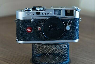 Leica M4-P silver body - 70th anniversary edition