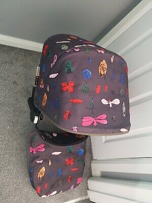Bugaboo DONKEY limited edition happy bugs Hood and apron