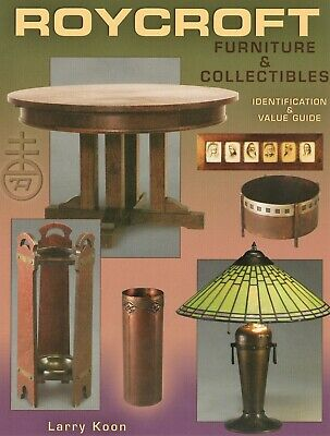Mission Arts Crafts Roycroft Furniture & Collectibles / Scarce Book + Values