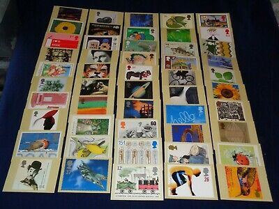 50 PHQ Postcards Royal Mail Unused Competitions Postcrossing Different Designs