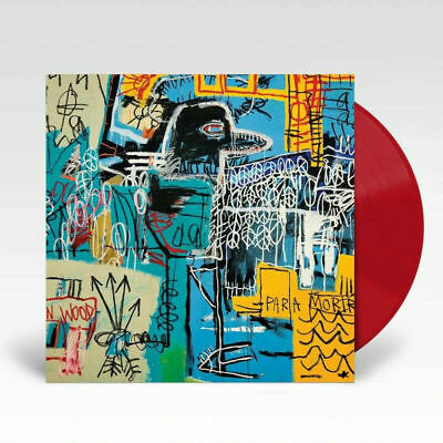 THE STROKES THE NEW ABNORMAL RED VINYL LP (Released MAY 1st 2020) - IN STOCK