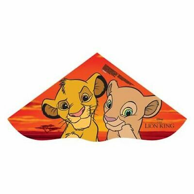 NEW! Fun Delta Plastic Kite! Disney Lion King Social Distancing Toy!